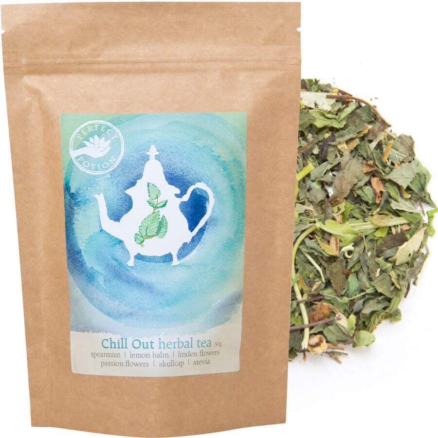 Chill Out Herbal Tea - Perfect Potion