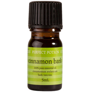 Cinnamon Bark 100% Pure & Certified Organic Essential Oil - Perfect Potion