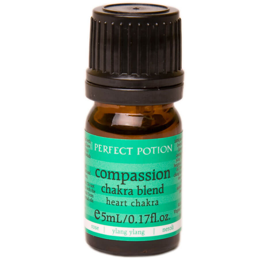 Compassion - Chakra Essential Oil Blend - Perfect Potion