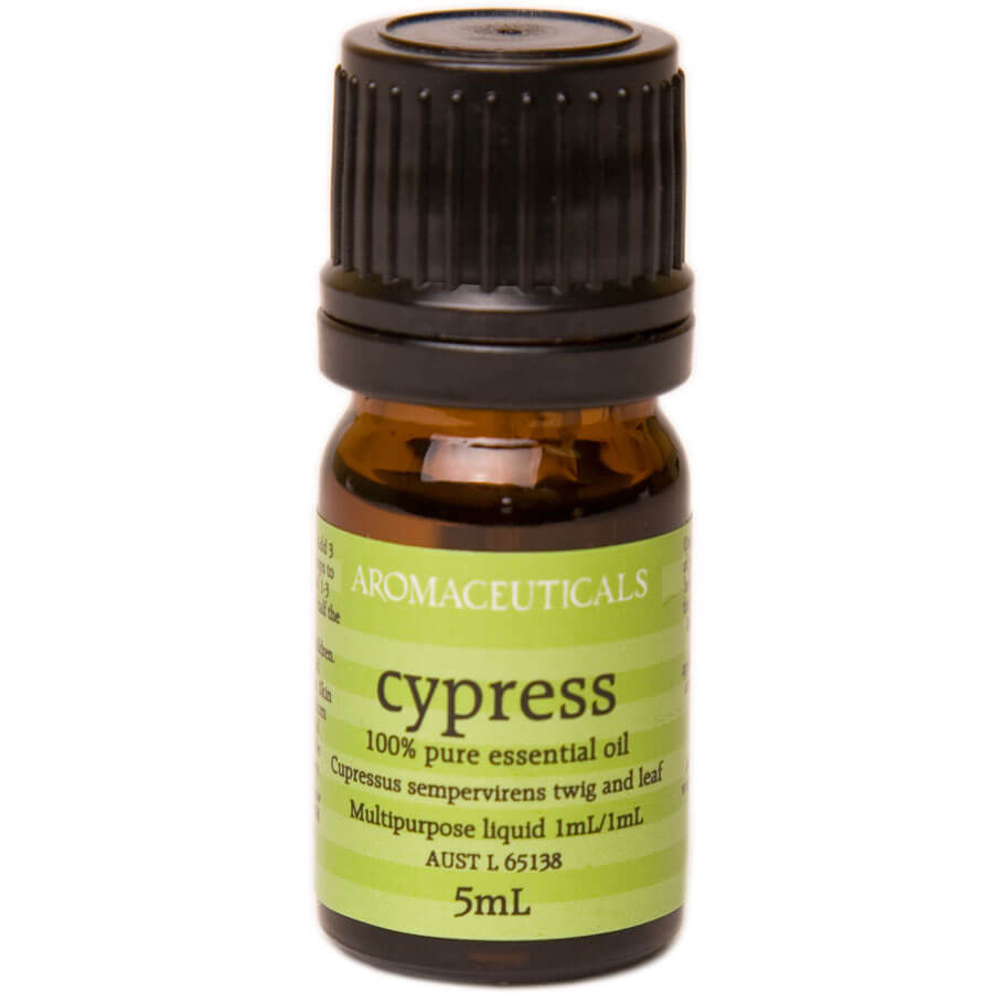 Cypress 100% Pure & Certified Organic Essential Oil - Perfect Potion