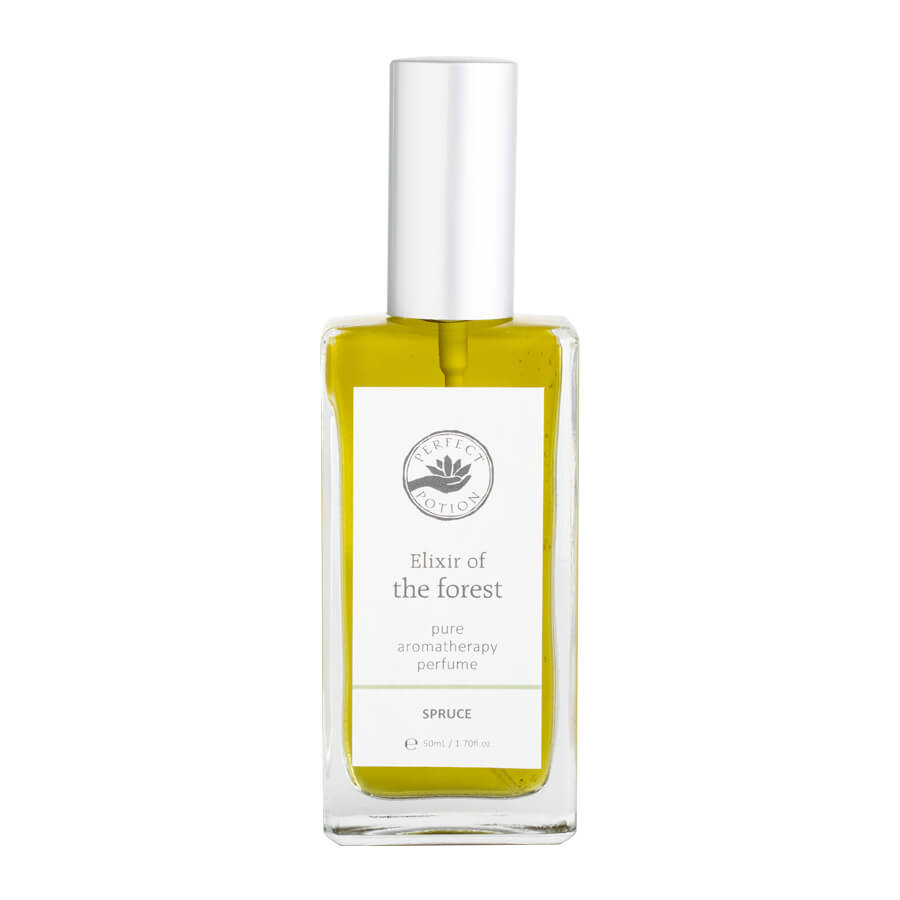 Elixir of the Forest Pure Aromatherapy Perfume - Perfect Potion