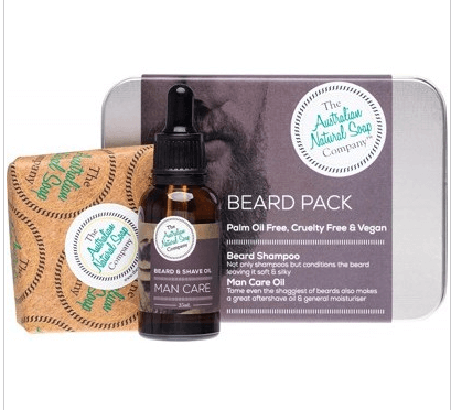 Live Life Green palm oil free beard care