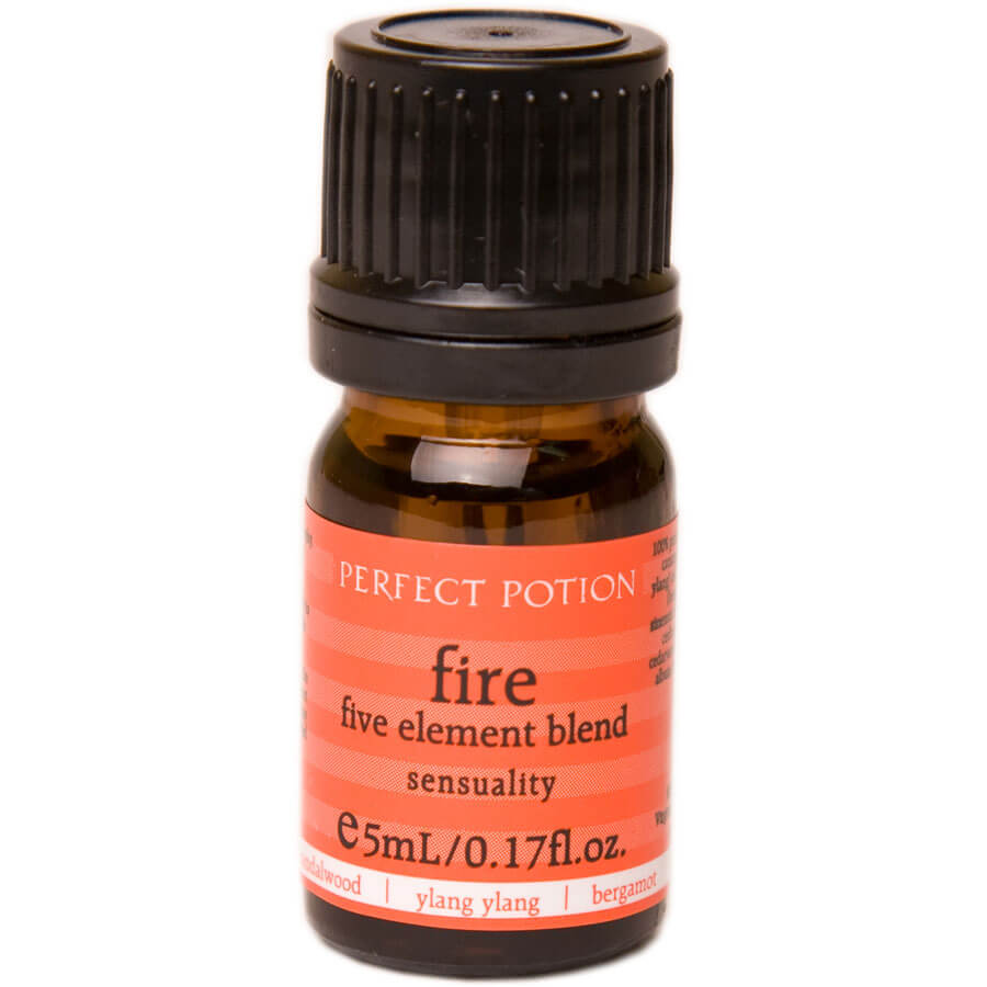 Fire - Five Element Essential Oil Blend - Perfect Potion