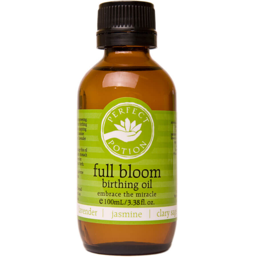 Full Bloom Birthing Oil - Perfect Potion