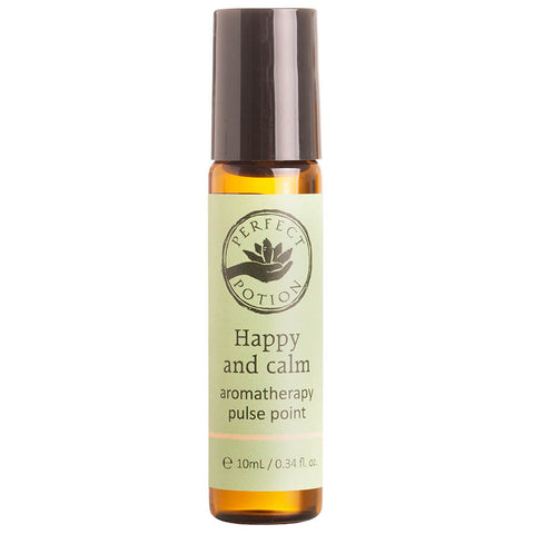Happy & Calm Aromatherapy Pulse Point - Perfect Potion