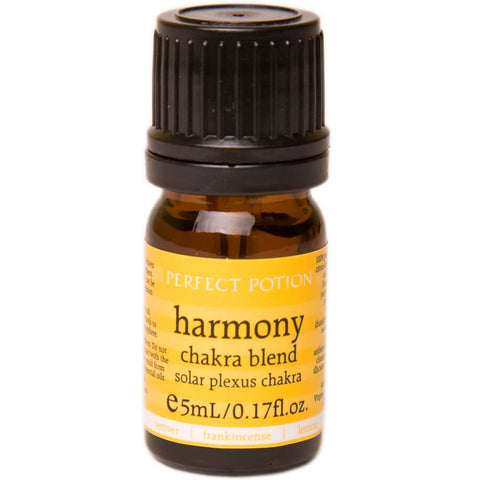 Harmony - Chakra Essential Oil Blend - Perfect Potion