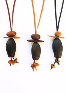 Natural Gumnut Necklace - Elements Jewellery