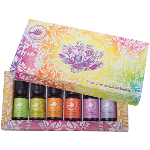 Lifestyle Oil Blends Kit - Perfect Potion
