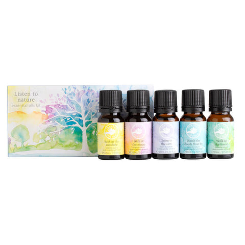 Listen to Nature Essential Oils Blend Kit - Perfect Potion