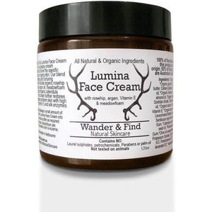 Lumina Face Cream - Wander & Find