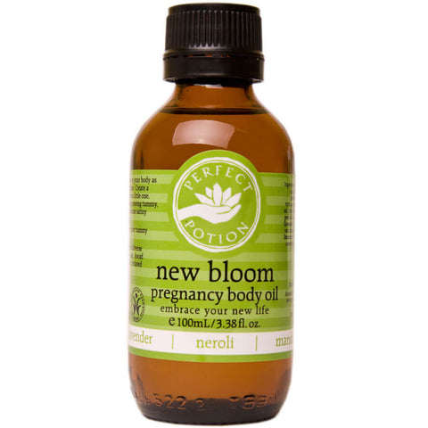 New Bloom Pregnancy Body Oil - Perfect Potion