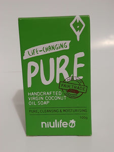 Niulife pure soap - Zero waste