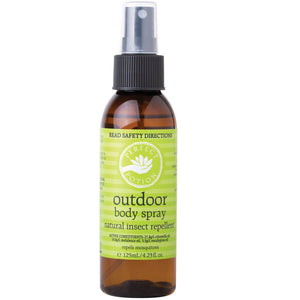 Outdoor Body Spray Natural Insect Repellent - Perfect Potion