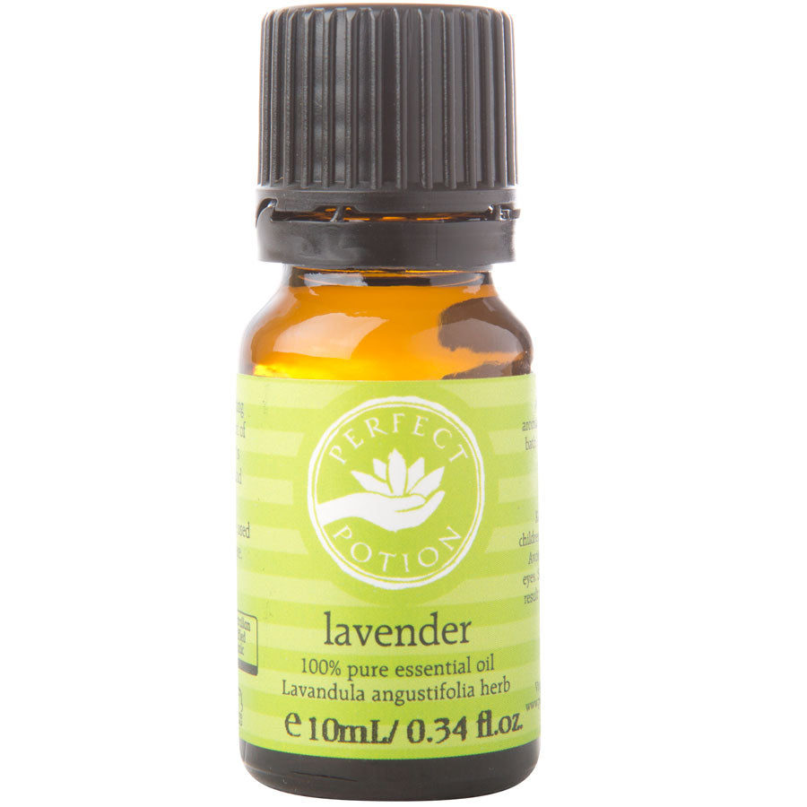 Lavender 100% Pure & Certified Organic Essential Oil - Perfect Potion