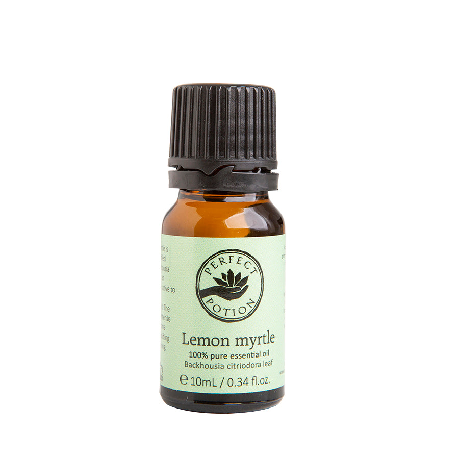 Lemon Myrtle 100% Pure Essential Oil - Perfect Potion