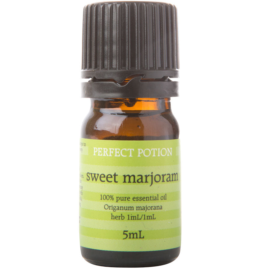 Marjoram (Sweet) 100% Pure & Certified Organic Essential Oil - Perfect Potion