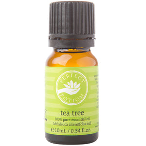 Tea Tree 100% Pure, Certified Organic Essential Oil - Perfect Potion