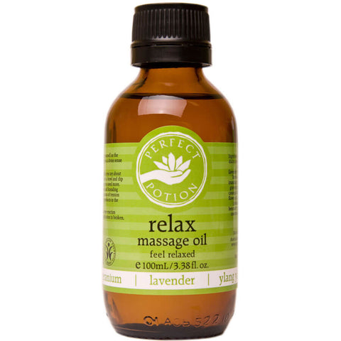 Relax Massage Oil - Perfect Potion