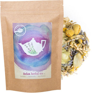 Relax Herbal Tea - Perfect Potion