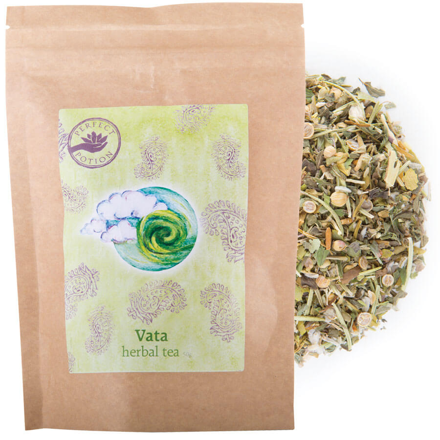 Vata Herbal Tea - Perfect Potion