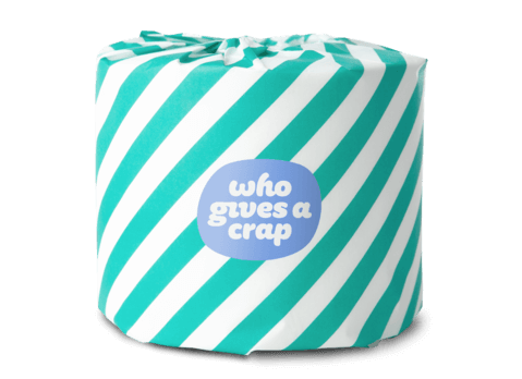 Toilet Paper - Who Gives A Crap