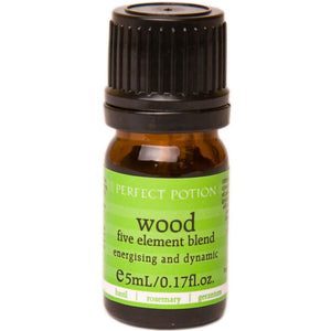 Wood - Five Element Essential Oil Blend - Perfect Potion
