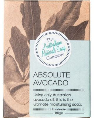 Australian Natural Soap Company - Absolute Avocado Soap