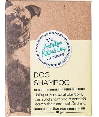 Dog Shampoo - The Australian Natural Soap Company