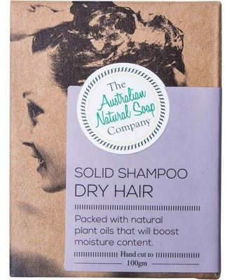 ANSC Dry hair Shampoo Bar