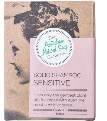 Sensitive Shampoo Bar - Australian Natural Soap Company