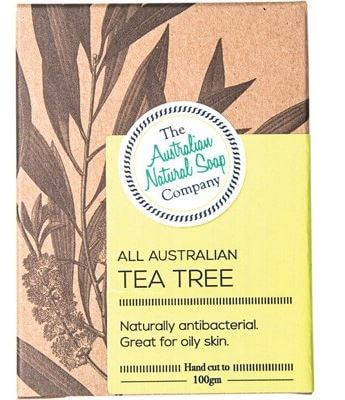 Australian Natural Soap Company - Tea Tree