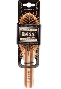 Bass Small Oval Wooden Brush