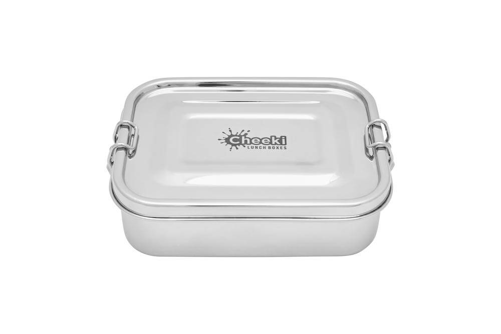 Cheeki - Everyday 500ml Stainless Steel Lunch Box
