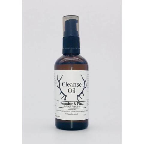 Live Life Green palm oil free cleanse oil