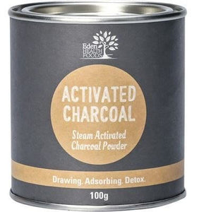 Eden Health Foods - Activated Charcoal Powder