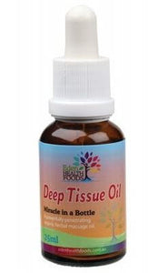 Eden Health Foods - Deep Tissue Massage Oil