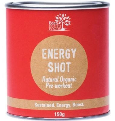 Eden Health Foods - Energy Shot Pre-Workout