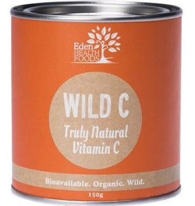Wild C Natural Vitamin C - Eden Health Foods