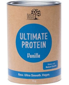 Vanilla Ultimate Protein - Eden Health Foods