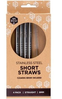 Live Life Green, reusable, stainless steel straws, zero waste
