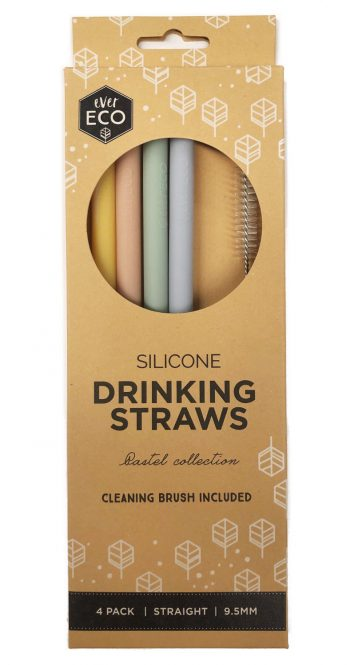 Live Life Green, reusable, silicone straws, zero waste