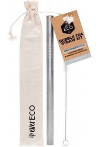 ever eco bubble tea straw kit