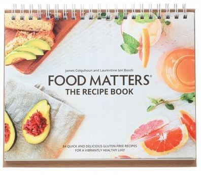 Food Matters The Recipe Book Version 2