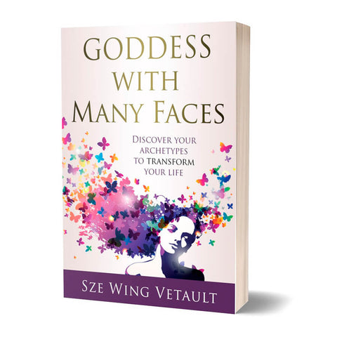 Goddess with Many Faces by Sze Wing Vetault