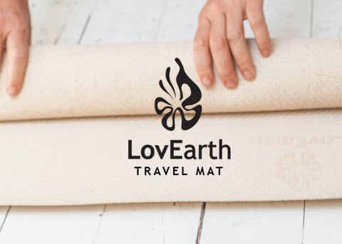 LovEarth Travel Yoga Mat