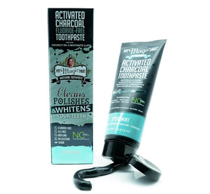 My Magic Mud - Activated Charcoal Toothpaste - Spearmint
