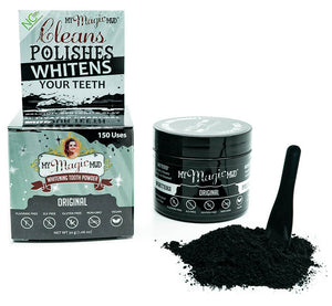 My Magic Mud - Whitening Tooth Powder - Original