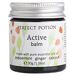 Live Life Green,Perfect Potion Active Balm, palm oil free