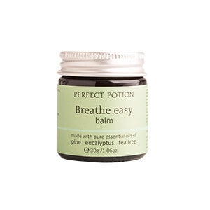 perfect potion breathe easy aromatherapy balm