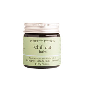 perfect potion chill out aromatherapy balm